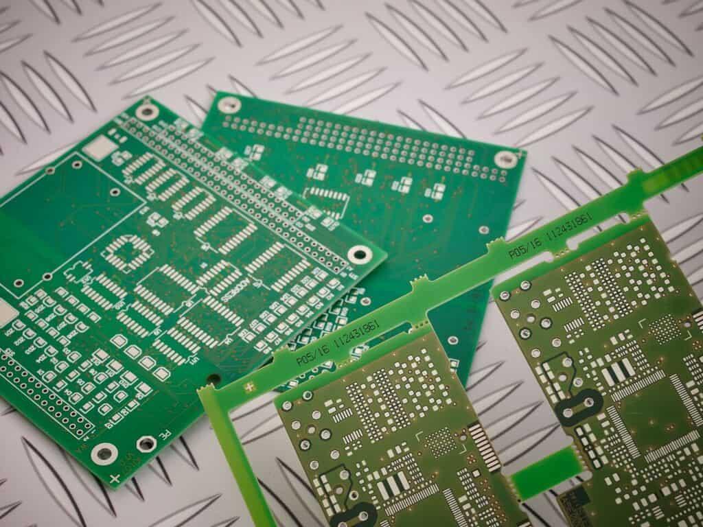 Ax - Circuit Board