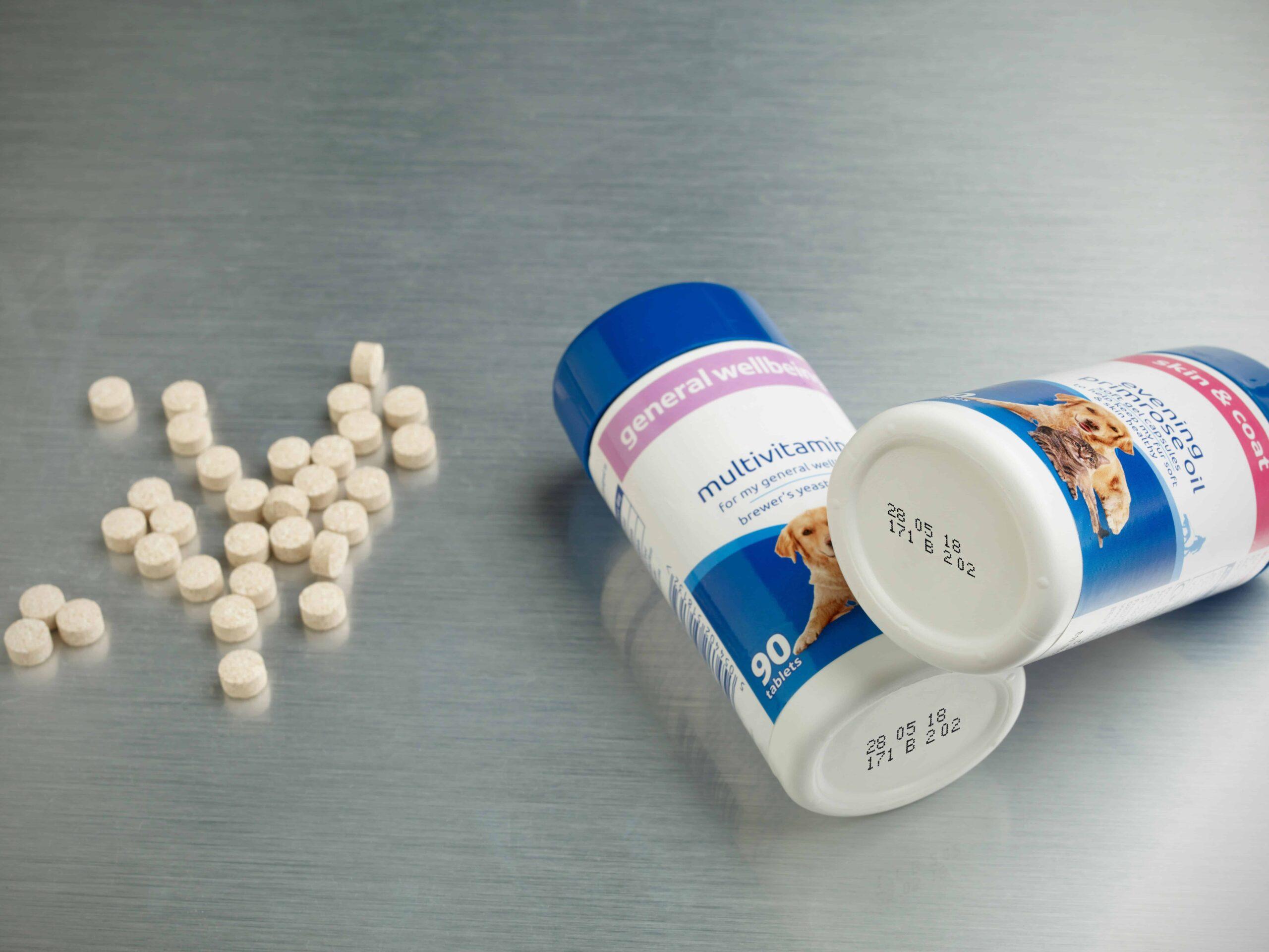 Ax - Vitamins