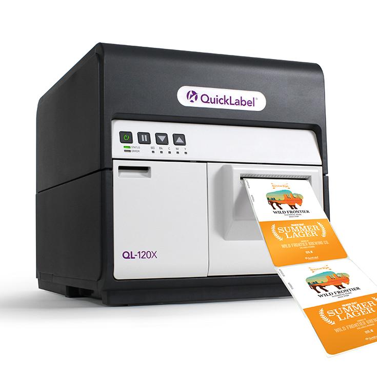 QL-120X etiketprinter