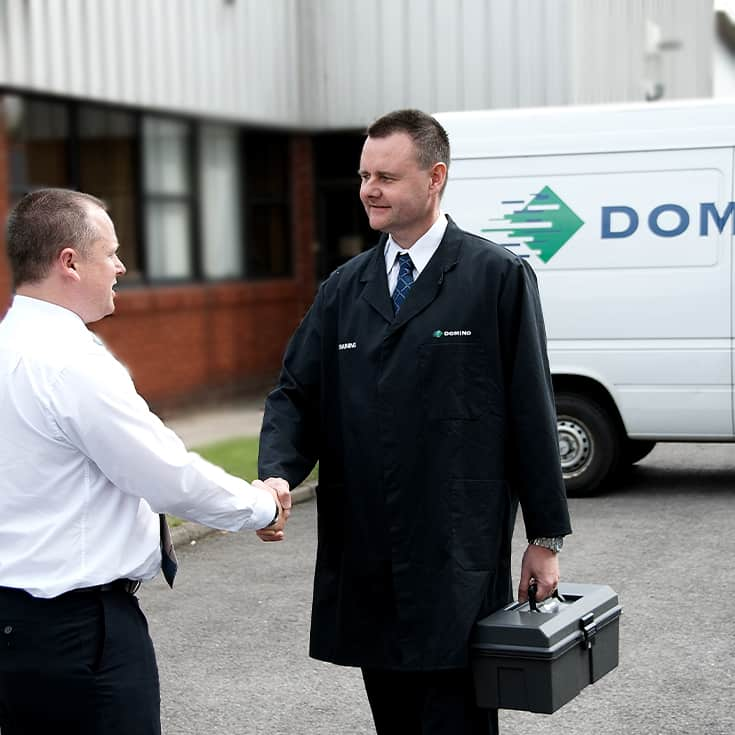 OEM Service Domino Systems